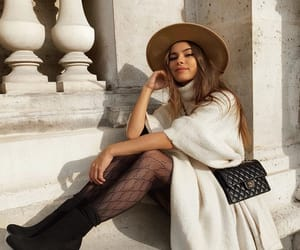 blogger, boots, and chanel image