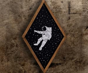 astronaut, etsy, and nasa image