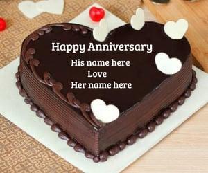 anniversary cake online image