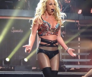 britney, concert, and spears image