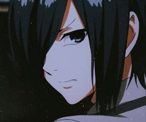 anime, tokyo ghoul, and touka kirishima image