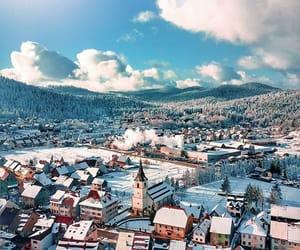 Croatia, nature, and snow image
