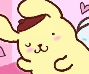 sanrio, aesthetic, and pompompurin image