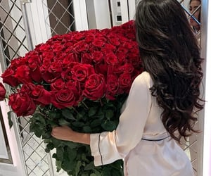 fashion, luxury, and roses image