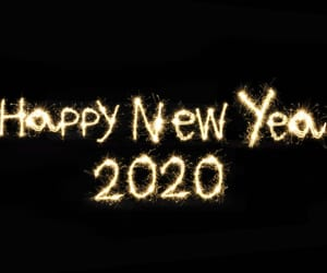 2020, firework, and fireworks image