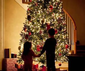 article, children, and christmas image