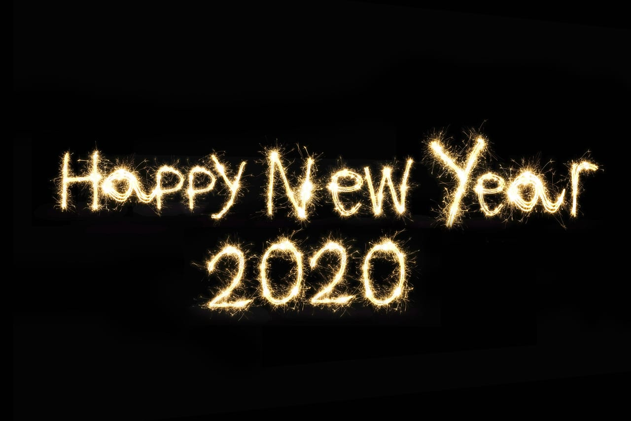 2020, goals, and new image