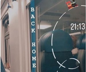 home, travel, and back home image