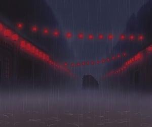 anime, background, and chihiro image