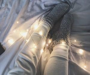 comfy, socks, and cozy image