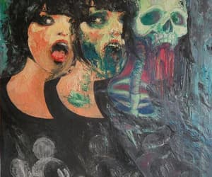 art, death, and Crystal Castles image