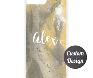etsy, marble iphone case, and marble phone case image