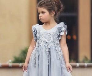 baby, elegance, and girl image