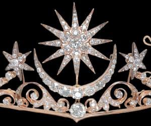 diamonds, tiara, and yes please image