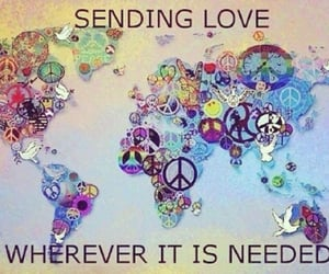 sending love, what the world needs, and love image