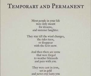 permanent, temporary, and some people image