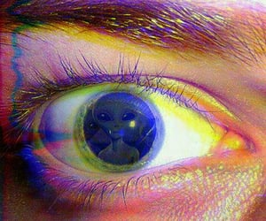 alien, drugs, and pupil image