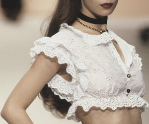 details, model, and chanel image