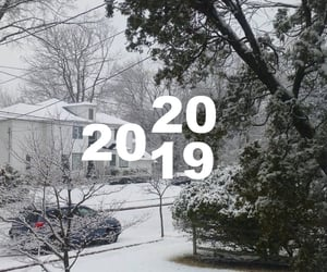 2020 and new year image