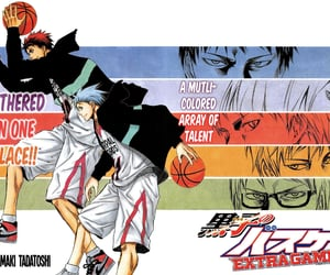 anime, knb, and archive image