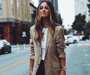 street style, blazer, and look image