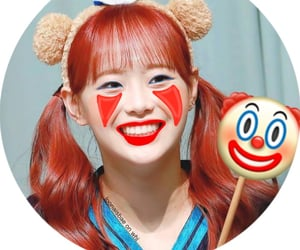 clown, chuu, and Hot image