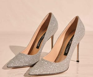 glitter, high heels, and inspiration image