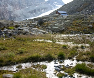 Alps, europe, and hike image
