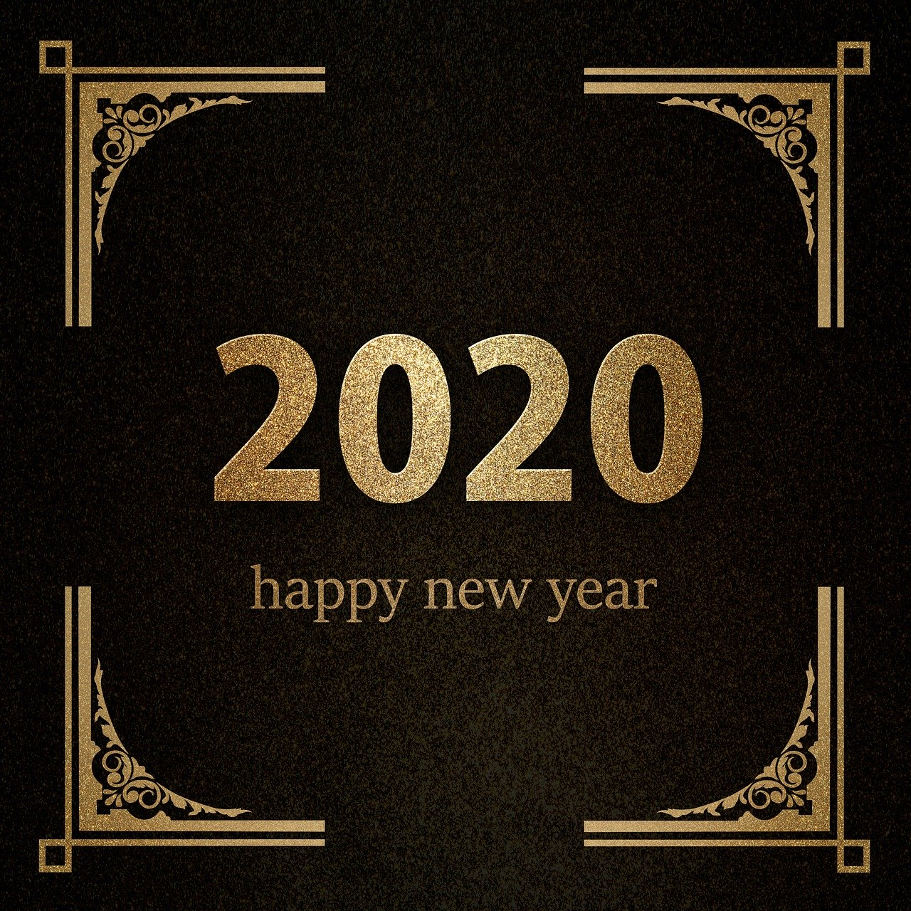 new years eve, mac packaging, and happy new year 2020 image