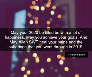 2020, sayings, and wishes image