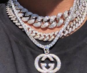 diamond, gucci, and luxury image