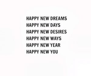 new year, happy new year, and quotes image