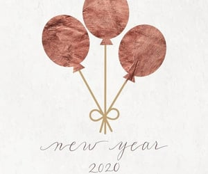 happy new year and 2020 image
