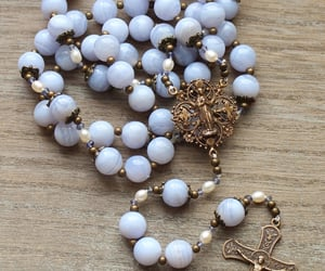 Catholic, catholicism, and rosary image