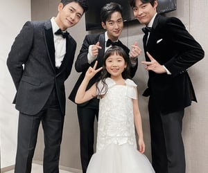 k drama, kbs drama awards 2019, and rookie award image