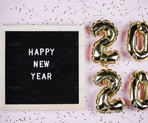 happy new year, welcome jenuary, and welcome 2020 image