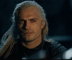 gif, geralt of rivia, and Henry Cavill image