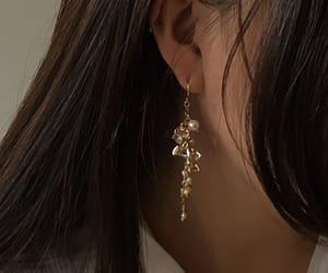 bracelet, jewels . cute, and earrings image