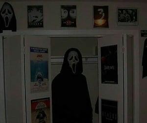 scream, grunge, and dark image