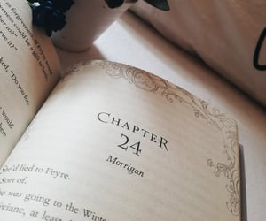 book, reading, and acomaf image