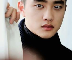 exo, do kyung-soo, and v.heart image