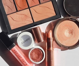 beauty, bling, and contour image