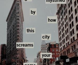 lover, Lyrics, and new york image
