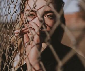 girl, photography, and eyes image