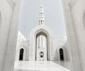 white, architecture, and places image