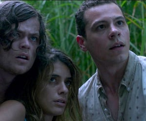 horror, movie, and harrison gilbertson image