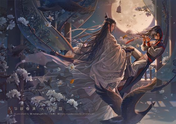 anime, historical, and novel image