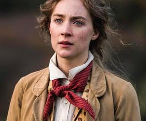 little women, pretty, and Saoirse Ronan image