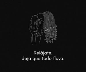 relax, frases, and girl image