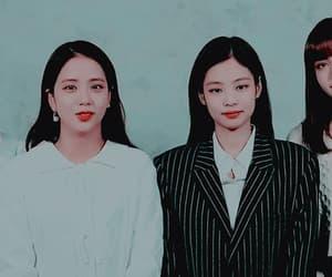 gif, jennie, and kpop image